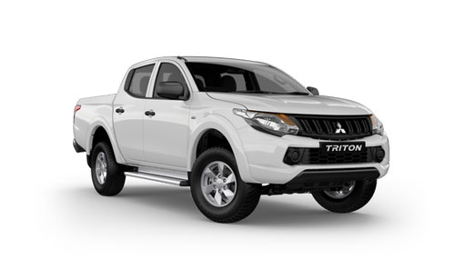 17MY TRITON GLX 4WD DOUBLE CAB MANUAL image