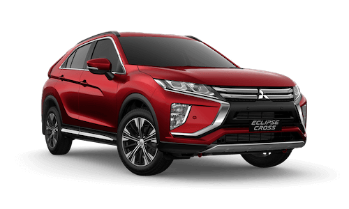 18MY ECLIPSE CROSS LS 2WD CVT AUTO image