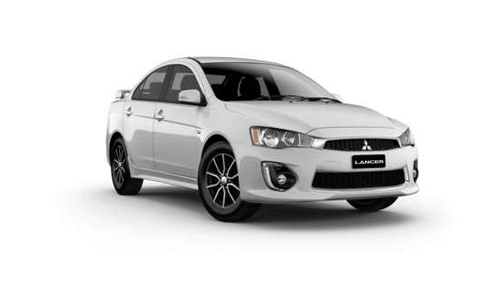 LANCER ES SPORT MANUAL image