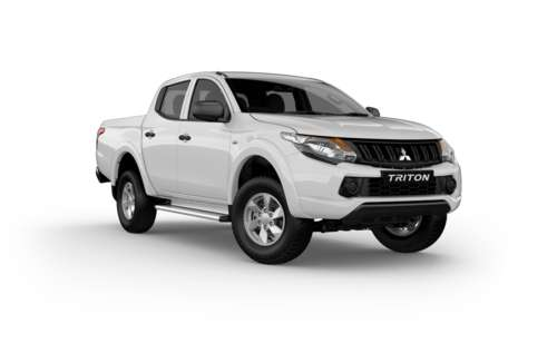 17MY TRITON GLX+ 4WD DOUBLE CAB MANUAL image