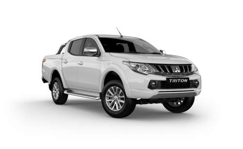 17MY TRITON GLS 4WD DOUBLE CAB MANUAL image